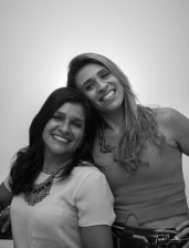Nara Tosta e Lara Braga
